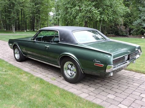 1968 Mercury Cougar -XR7 - GT-COMPLETELY RESTORED- NUMBERS