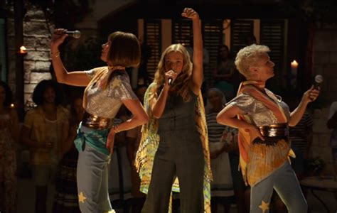 Watch the first trailer for 'Mamma Mia! Here We Go Again