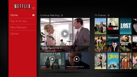 Netflix app for Windows 8 officially available in the