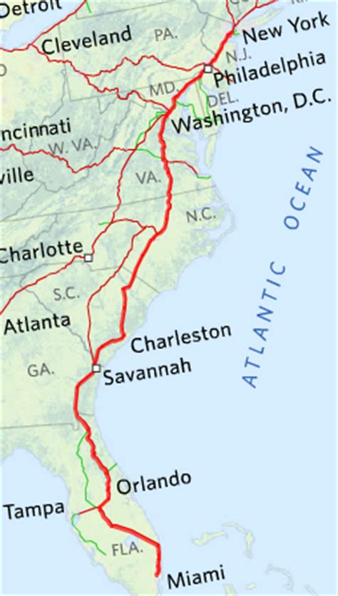 Planes, Trains, and Running: Amtrak Service and Fares # 2
