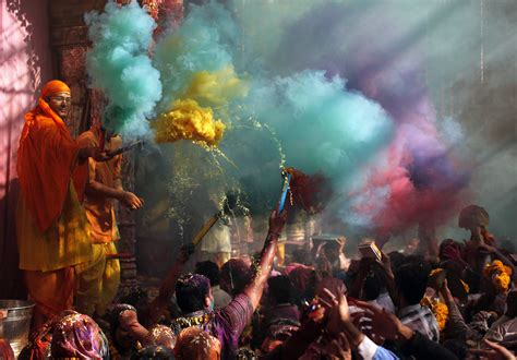 Holi 2014: Photos From India's Festival Of Colors