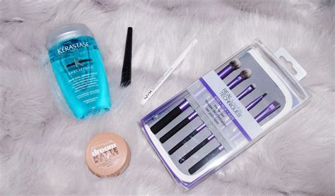 New in beauty products   jessikasundsten