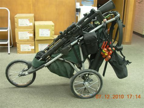 Tactical Baby Strollers