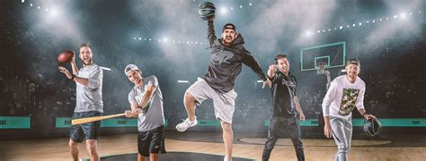 How Much Money Dude Perfect Makes On YouTube - Net Worth