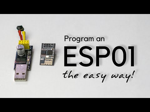 Smallest IoT Home Automation using ESP8266-01   Complete
