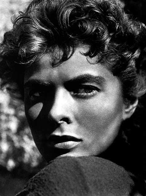 Dramatic Monologue for Women - Ingrid Bergman For Whom the