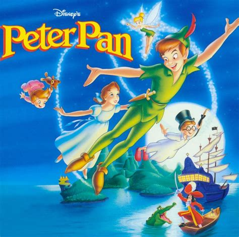 Film Music Site - Peter Pan Soundtrack (Oliver Wallace