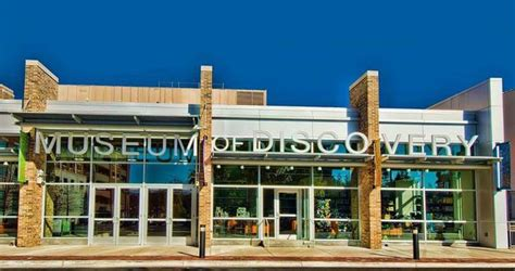 Museum of Discovery in Little Rock, Arkansas - VacationIdea