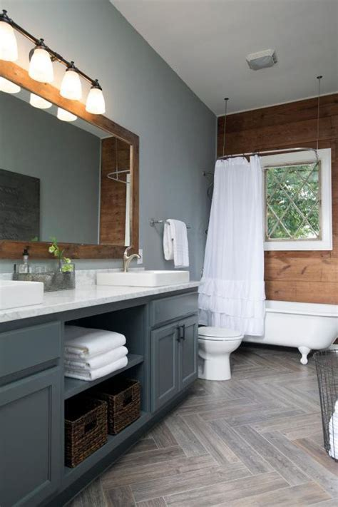 Get Ultimate Shower Treat with These Spa-Like Bathroom