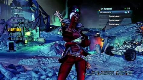 Borderlands The-Pre Sequel - Transferring Characters from
