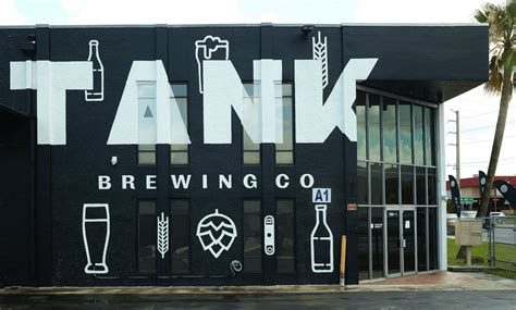 The Tank Brewing Company opens long-anticipated tasting