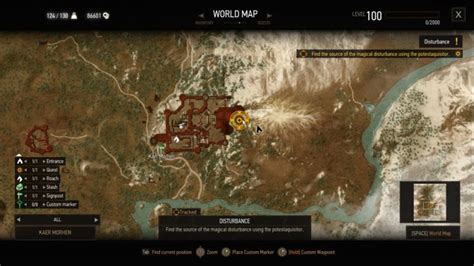 Disturbance: The Witcher 3 Walkthrough And Guide