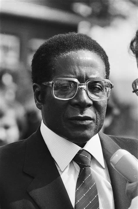 Top ten facts you probably didn't know about Robert Mugabe