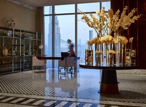 Waldorf Astoria Opens New Hotel in DIFC: See Inside