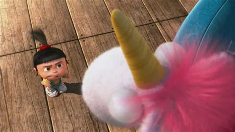 """""""It's so fluffy, I'm gonna die!"""" Agnes - Despicable Me"""