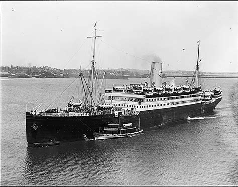 A Liner With Many Names - Ocean Liners Magazine