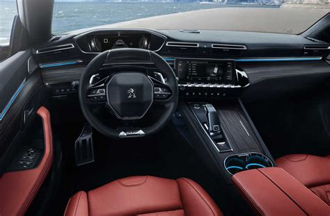 2019 Peugeot 508 SW First Edition (Images, price