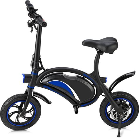 Andersson E-Scooter 5000/blue - Robust el-scooter med