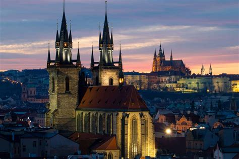 The Most Beautiful Churches in Prague - DELVE INTO EUROPE