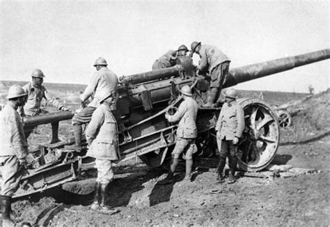 French artillery at the Somme | NZHistory, New Zealand
