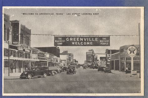 Greenville's famous sign   This sign used to hang at the