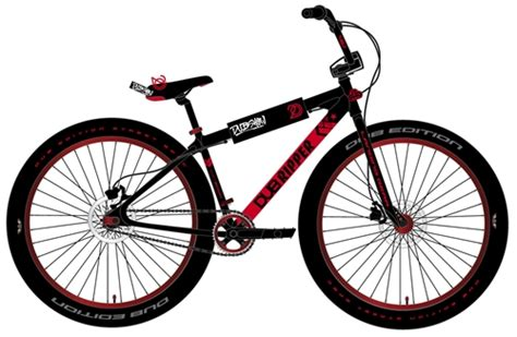 Bicycle SE Bikes DUB EDITION MONSTER RIPPER 29+ 2020 Black