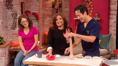 How to Try Out A Different Breast Size | Rachael Ray Show
