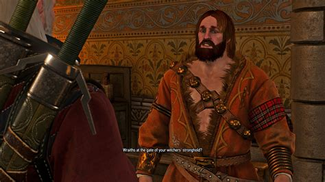 Brothers In Arms: Skellige, Witcher 3: Wild Hunt Quest