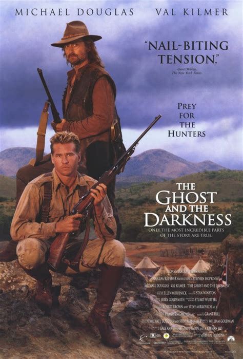 The Ghost and the Darkness | Fear world Wiki | FANDOM