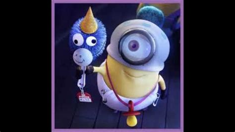 The Unicorn Song - Agnes(Despicable Me) - YouTube