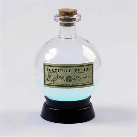 """Harry Potter Magic potion Lamp """"POLYJUICE POTION"""" - Other"""