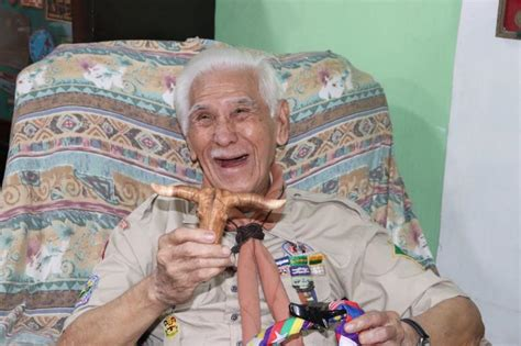 The 94-year-old who's probably the Philippines' oldest