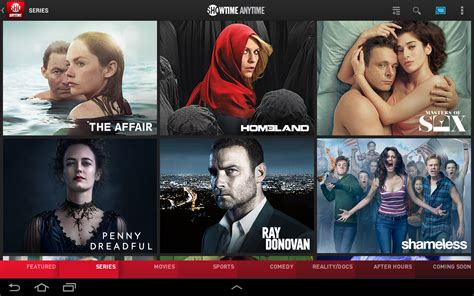 Showtime Anytime Adds Chromecast Support