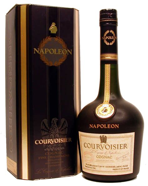 Bar on the wall: COURVOISIER VSOP