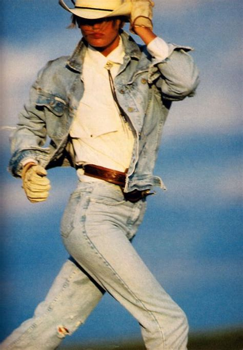 Georges Marciano/Guess Jeans, Seventeen magazine, August