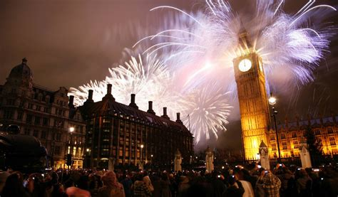 London New Year's Eve Fireworks 2019: Where to Find