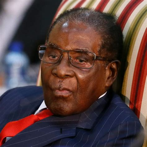 Robert Mugabe is appointed a WHO goodwill ambassador