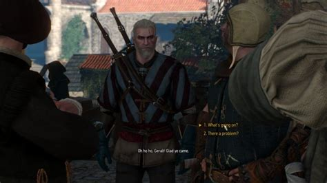 Brothers In Arms: Novigrad - The Witcher 3 Walkthrough