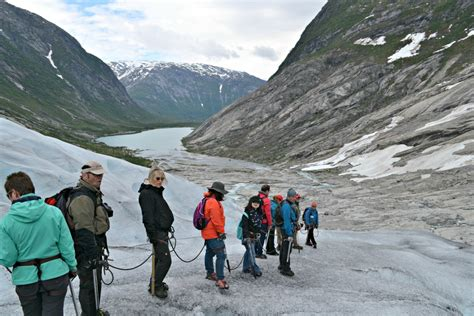 Norway Family Travel, Norway Glacier Hike with Kids   Ciao