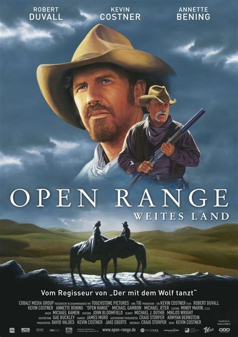 Kevin Costner Open Range Quotes