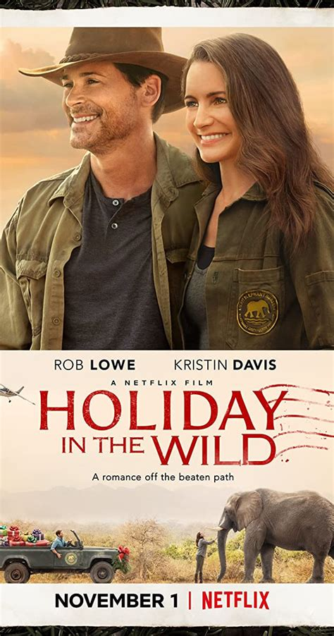 Holiday in the Wild (2019) - IMDb