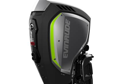 The family grows: meet the new three cylinder Evinrude E