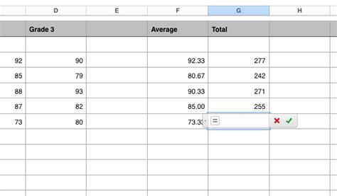 How to Create a Basic Spreadsheet Using Numbers