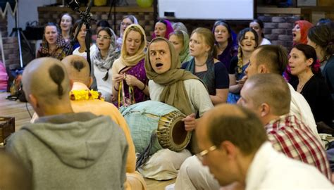 Persecuted by Soviets, Russia's Hare Krishnas Still Fight